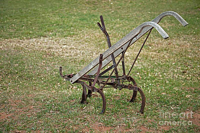 Photograph - Cultivator by Fred Stearns