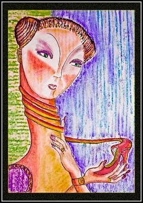 Pastel - Cultural Habit by Satya Winkelman