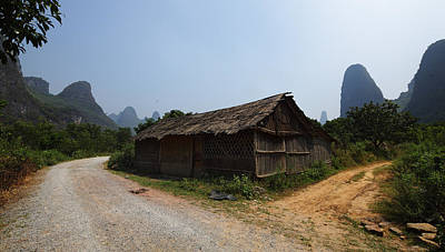 Photograph - Cultural Residence 4 by Afrison Ma