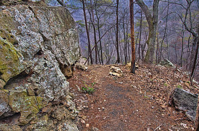 Photograph - Cumberland Trail 2 by Barry Cole