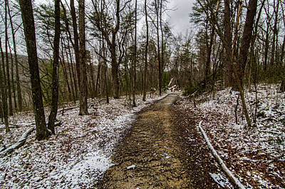 Photograph - Cumberland Trail  by Barry Cole
