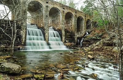 Cumberland Waterfall Art Print