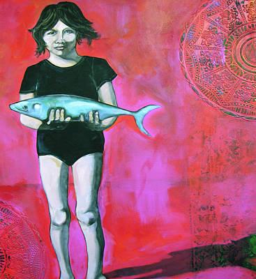 Painting - Cumina's Gift by Darlene Graeser