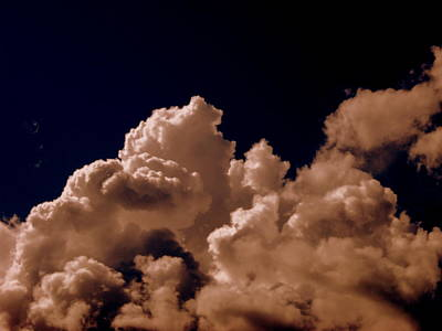 Clouds Art Print by Salman Ravish