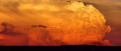 Fury Photograph - Cumulus Congestus Sunset by Dan Sproul