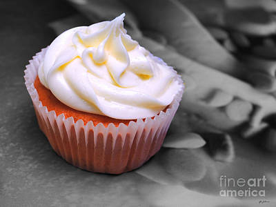 Photograph - Cupcake I by Jai Johnson