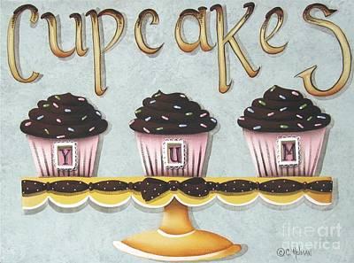 Cupcake Yum Original