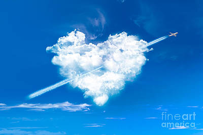 Dreamer Wall Art - Photograph - Cupid by Delphimages Photo Creations