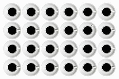 Conceptual Photograph - Cups by Stefan Eisele