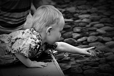 Photograph - Curiosity by Jp Grace