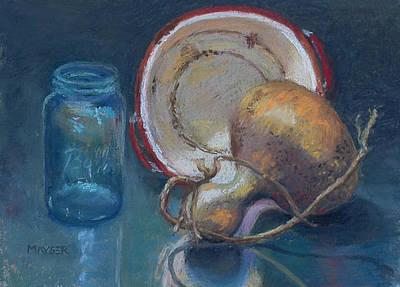 Hello Gourdgeous Original by Julie Mayser