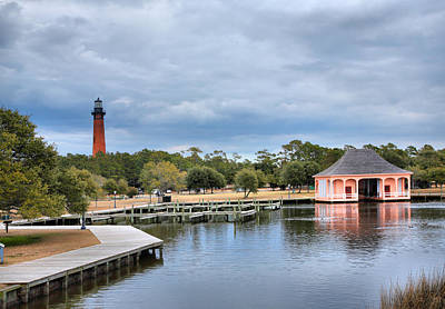 Currituck Heritage Park II Print by Steven Ainsworth