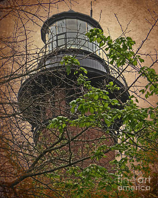 Photograph - Currituck Light House by Dawn Gari
