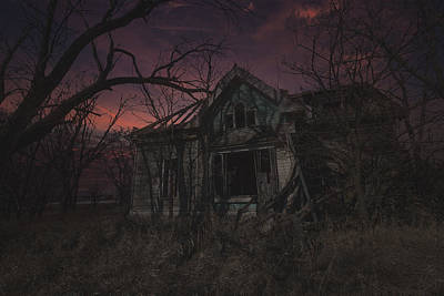 Photograph - Cursed by Aaron J Groen