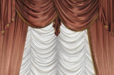 State Love Nancy Ingersoll - Curtain by Matthias Hauser