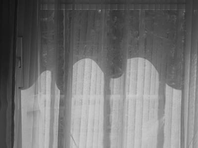 Photograph - Curtain Mirage by Esther Newman-Cohen