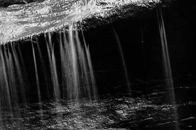 Photograph - Curtain Of Water by Haren Images- Kriss Haren