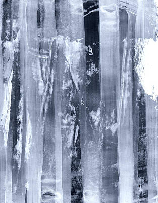 Food And Flowers Still Life - Curtains abstract by Modern Abstract