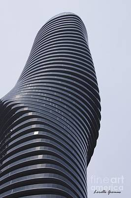 Photograph - Curvaceous Tower by Lorelle Gromus