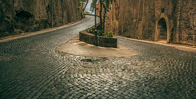 Street View Photograph - Curvacious by Chris Fletcher