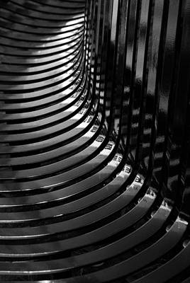 Photograph - Curved by Wendy Wilton