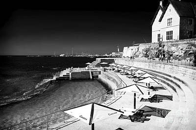 Photograph - Curves In Cascais by John Rizzuto