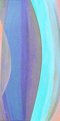 Curves1 Art Print