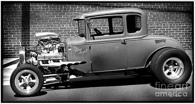 Photograph - Custom Hot Rod by James C Thomas