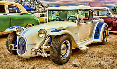 Photograph - Custom Pick Up by Ron Roberts