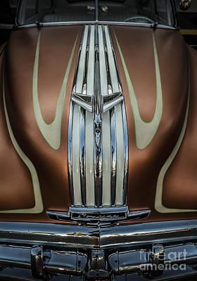 Custom Pontiac Art Print by Holly Martin