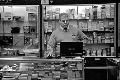 Photograph - Customer Service by Eric Tressler