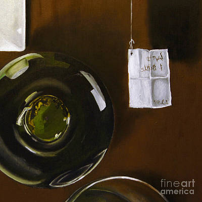 Painting - Cut - All Looked Well From Our Perspective by James Lavott