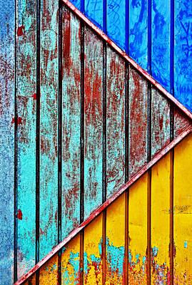 Paint Photograph - Cut Up by Skip Hunt
