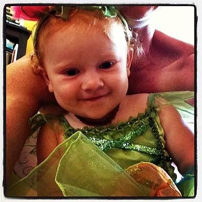 Fairy Photograph - Cutest Fairy Ever!!!! #fairy #cutie by Dena Darroch