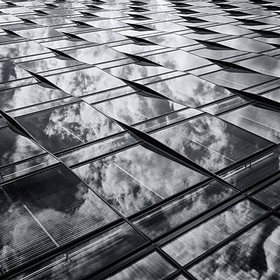 Photograph - Cutting The Clouds by Darko Ivancevic