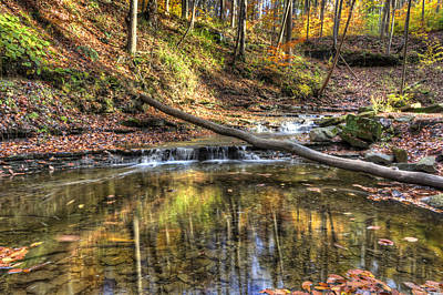 Cuyahoga Valley National Park Art Print by Brent Durken