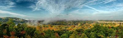 Cuyahoga Valley Panarama Art Print