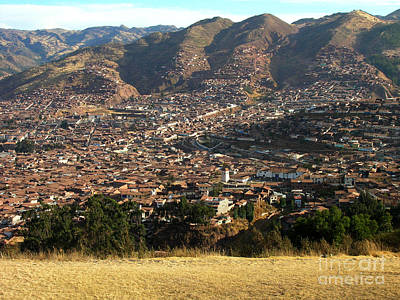 Wall Art - Photograph - Cuzco Valley by Susan Montgomery