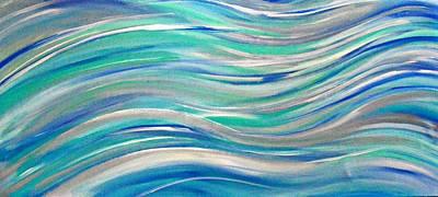 Painting - Cy Lantyca 1 by Cyryn Fyrcyd