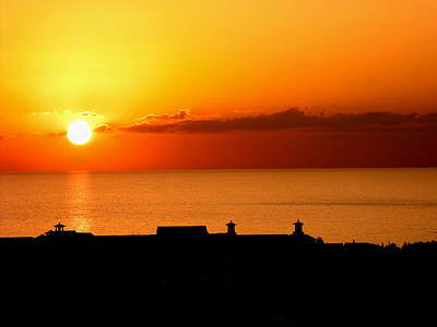 Paphos Photograph - Cyprus Sunset by Scott Carruthers