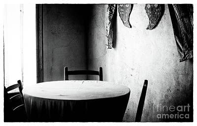 Photograph - Cyprus Table by John Rizzuto