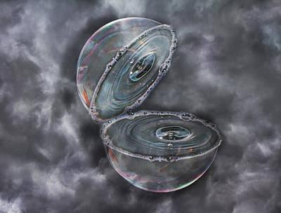 Mitosis Photograph - Cytokinesis by Betsy Knapp