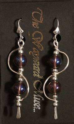 Lampwork Jewelry - Czech Glass And Silver by Jan Brieger-Scranton