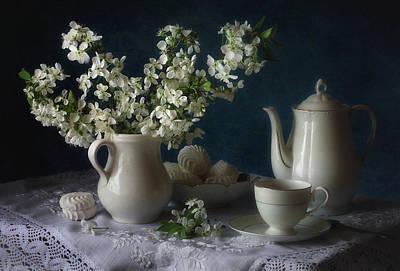 Teapot Photograph - D? D?d?n?d?d?d?d?d? N?d?d?n?d?d? by ??????? ????????