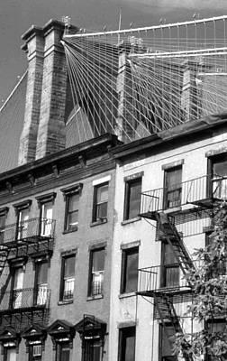 Photograph - D U B B Fulton Street by John Schneider