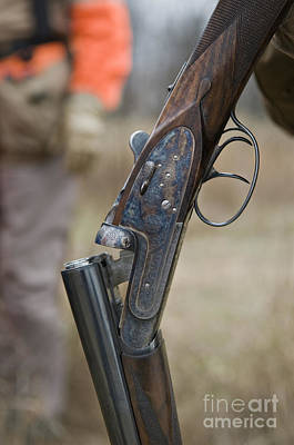 Photograph - D009385 - Arrieta Custom 16 Gauge by Daniel Dempster