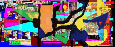 Inner Search Digital Art - Daas 5a by David Baruch Wolk