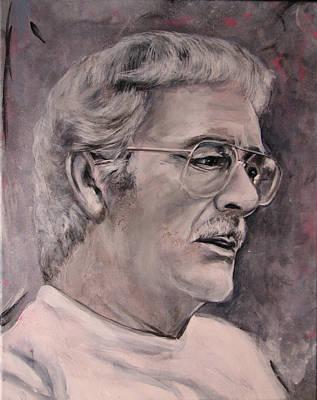 Dee Painting - Dad  Jwdee   Rip 1927 2013 by Eric Dee