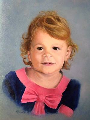 Painting - Daddy's Girl by Lori Ippolito