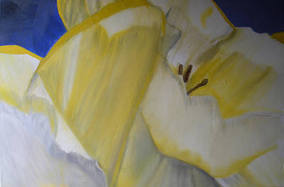 Painting - Daffodils by Claudia Goodell